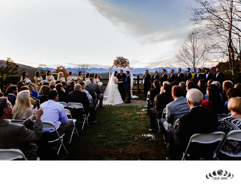 Best Wedding Venues in Asheville