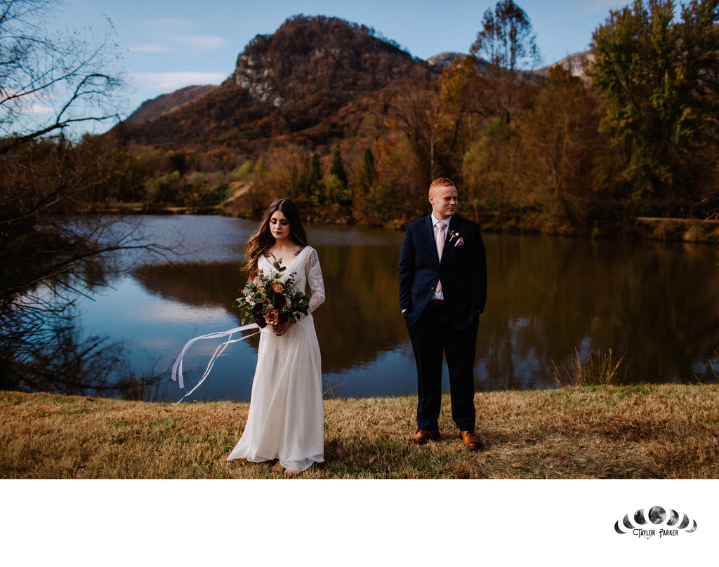 Lake Lure Inn and Spa Wedding