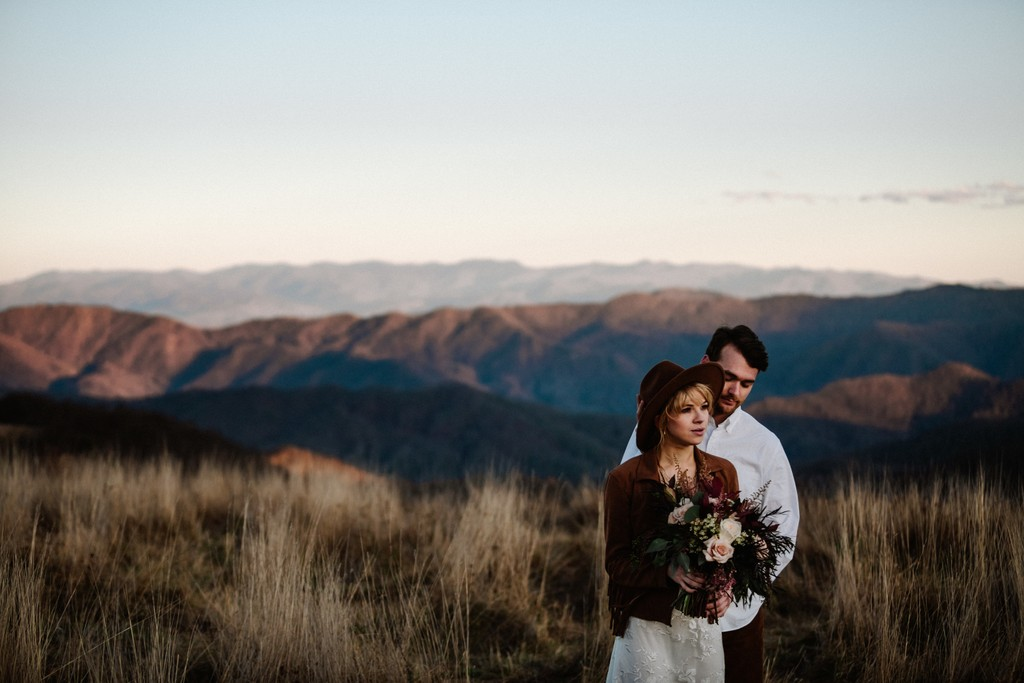 Asheville, NC Mountain Elopement