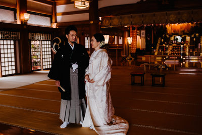 Questions about Japan Weddings and Elopements