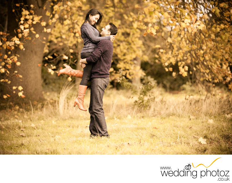 Pre-wedding photography by local national photographers