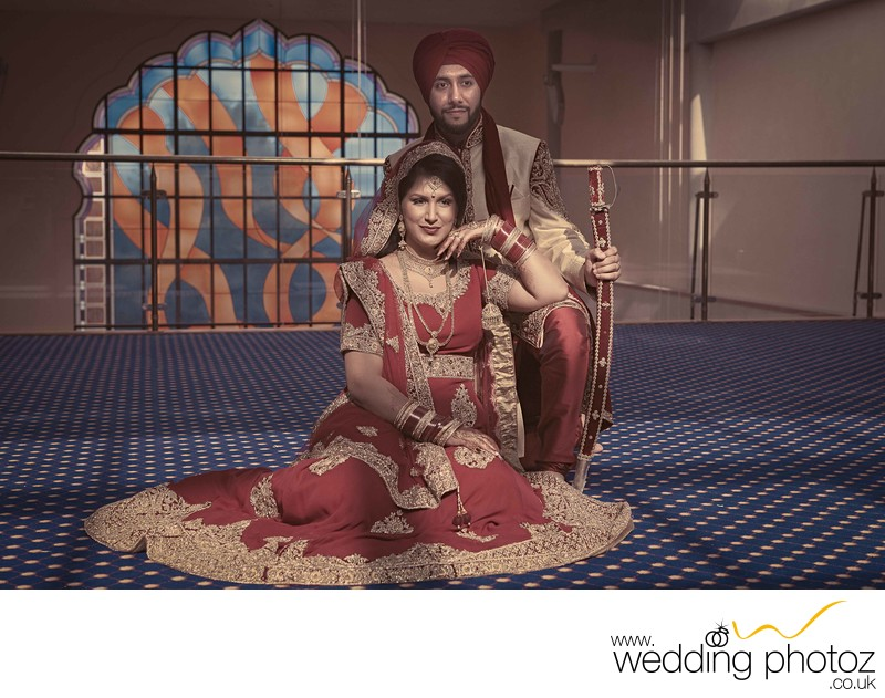 Sikh Wedding Gurudwara Southall photography