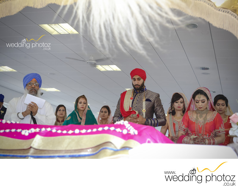 Sikh Wedding Photography Birmingham