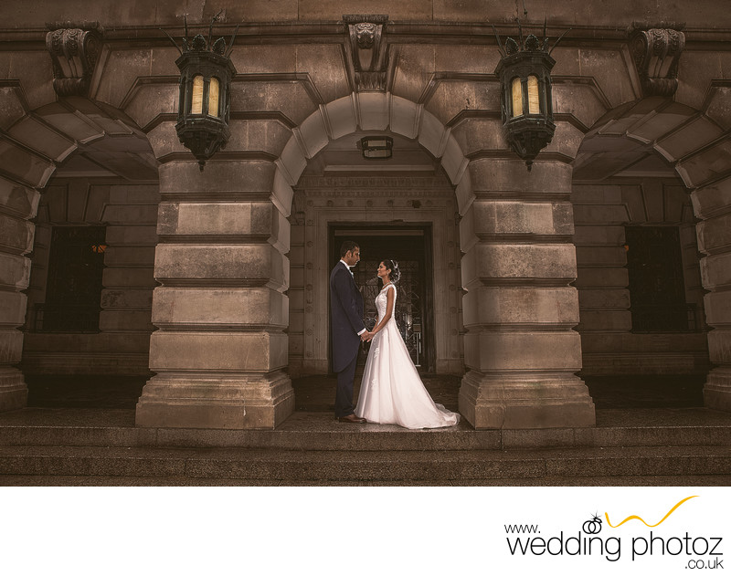 Civil wedding photography Nottingham