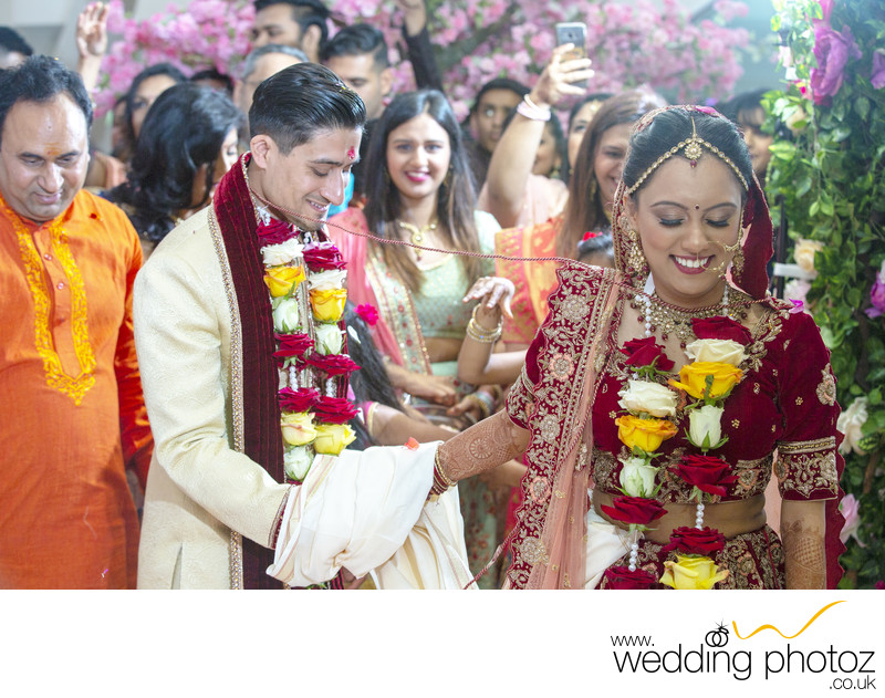 Real Indian Hindu Wedding