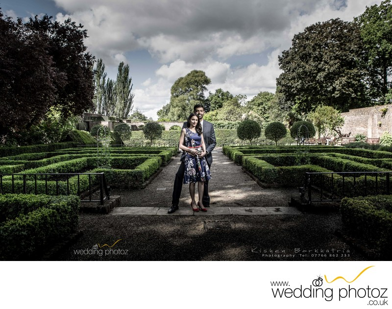Holland Park wedding photography London