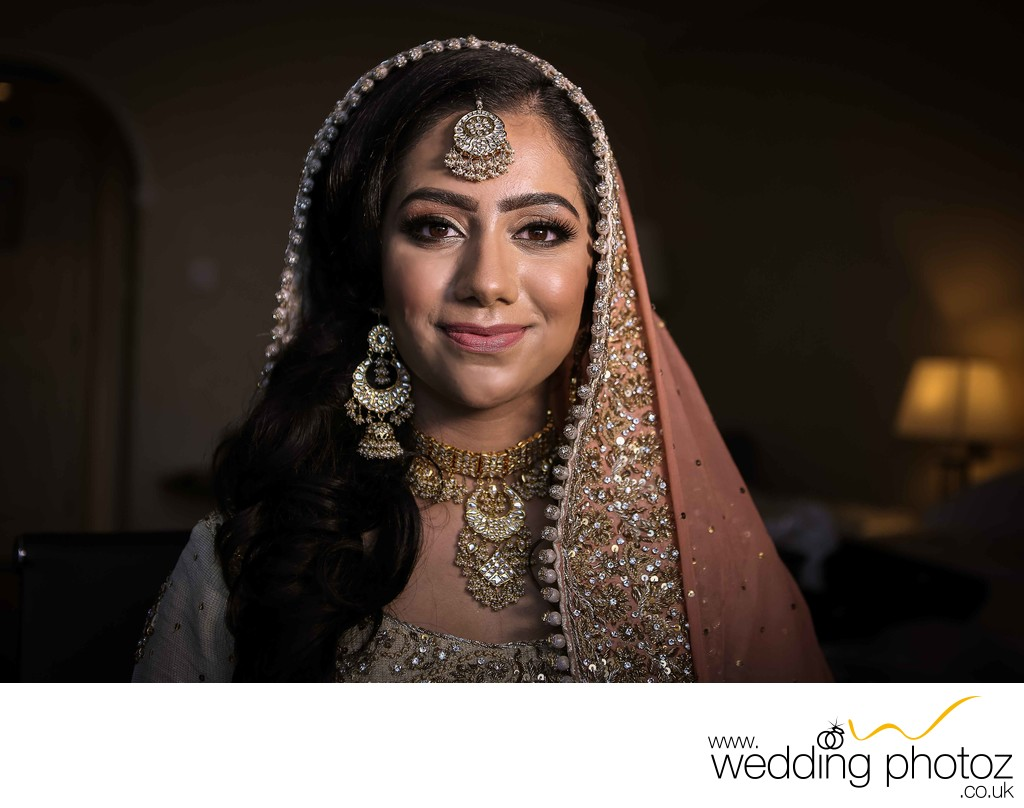 Bridal preperations captured by Wedding Photoz