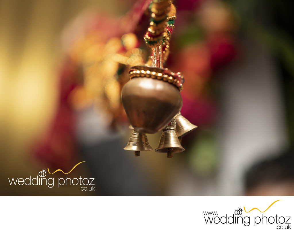 Detail decor hindu weddings ornament