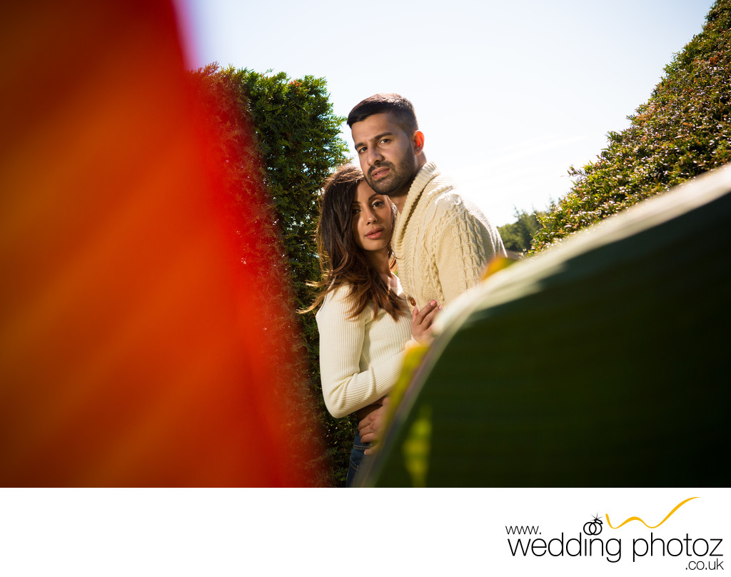 Pre-Wedding photos at The Grove Watford, Hertfordshire