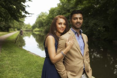 Pre-wedding photography watford park by WeddingPhotoz