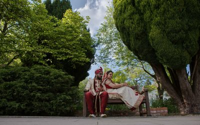 Indian Wedding Photography at the Stanmore Mandir