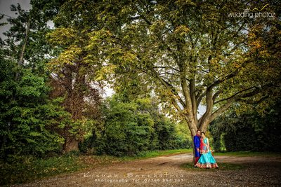 Engagement photography in Harrow
