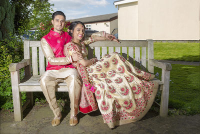 Chunni engagement photography