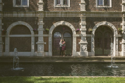 Holland Park engagement photos London