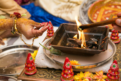 Ganesh Pooja for Hindu Weddings