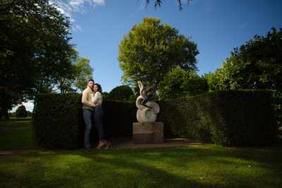 Engagement photos at The Grove, Watford