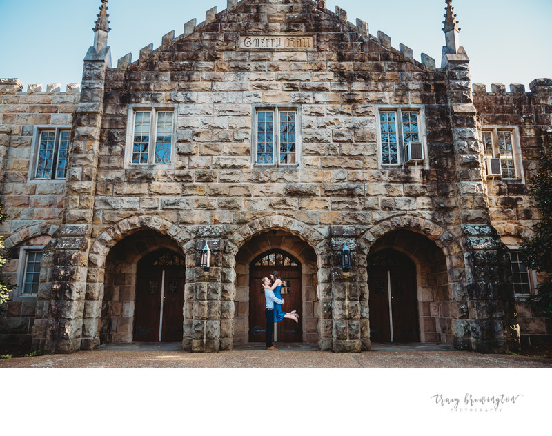 Sawanee Engagement by Tracy Brewington