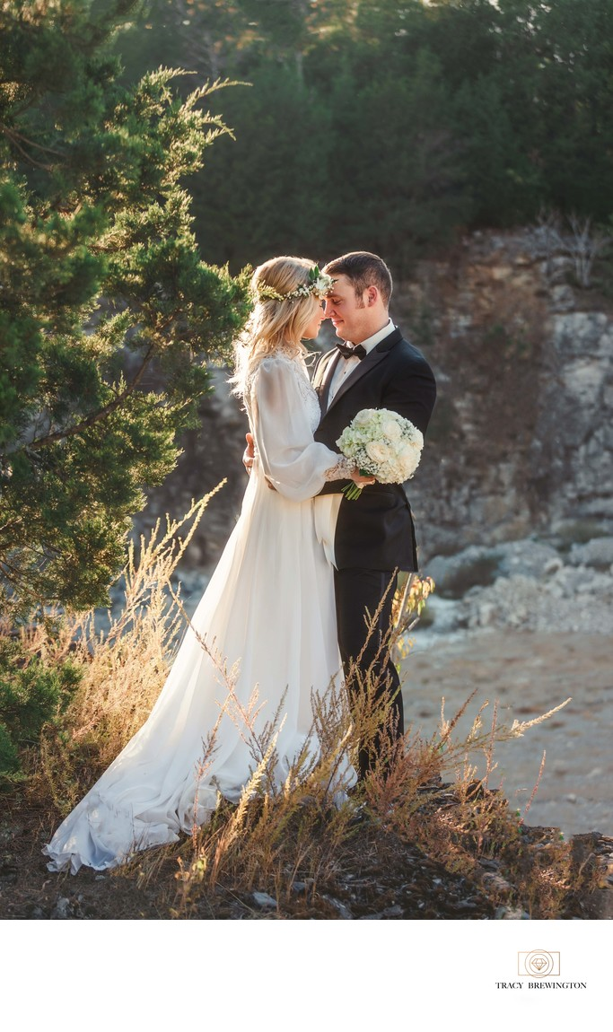 Nashville wedding photographer at Graystone Quarry Franklin, TN