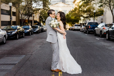 Nashville Wedding Hermitage Hotel