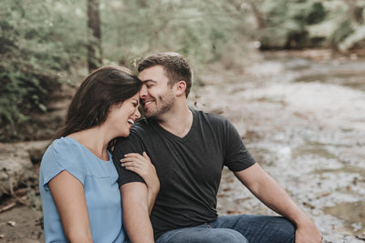 Nashville engagement photographer Ellington Agricutural Center