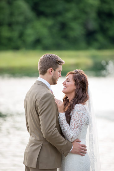 Nashville Wedding photography at Mint Springs Farm