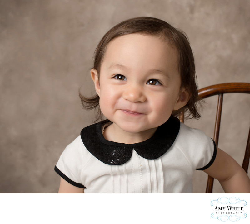 Cedar Rapids toddler photographer