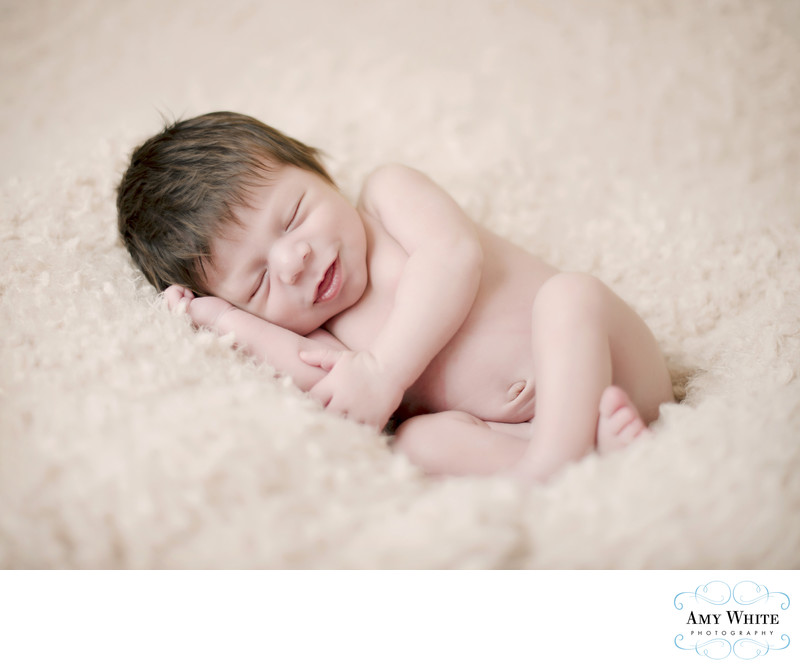 North Liberty Newborn Photography