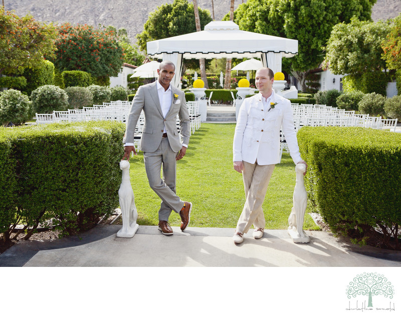 Avalon Palm Springs Wedding Photography