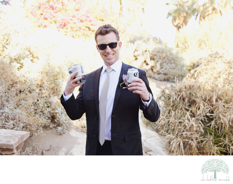 Candid Fun Wedding Photography Palm Desert