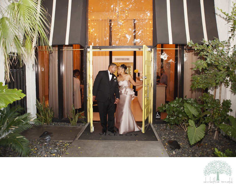 Avalon Hotel Wedding Photographer