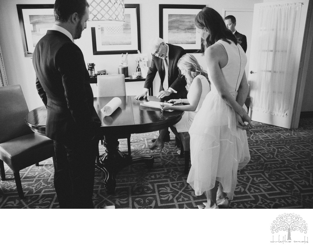 Best Rancho Mirage Jewish Wedding Photographer