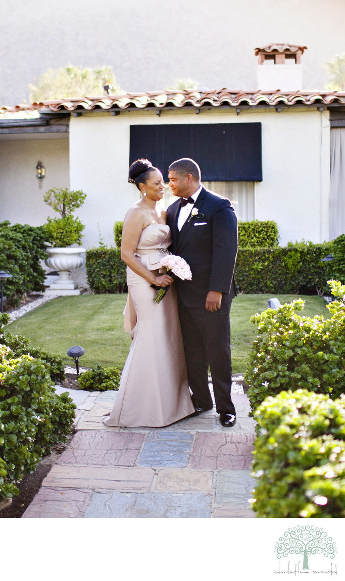 Avalon Hotel Palm Springs Wedding Photographer