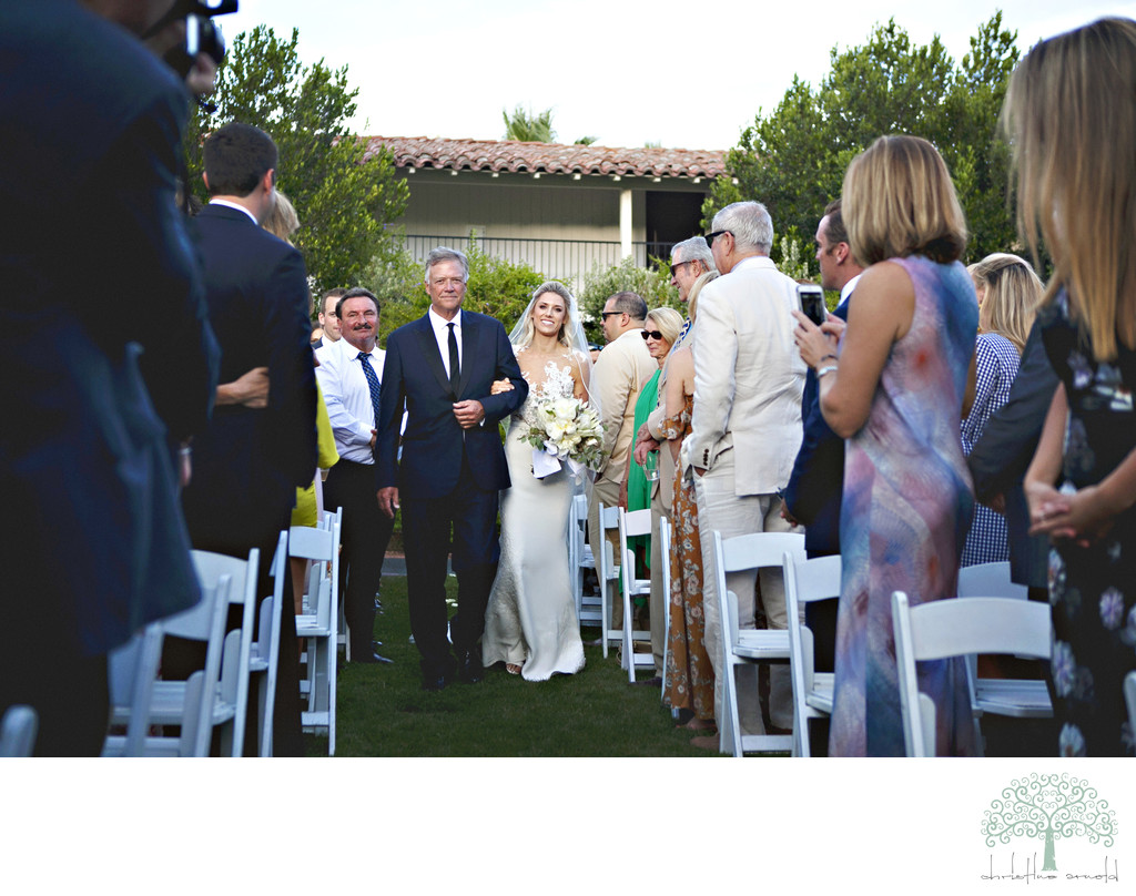 Ceremony photos Palm Springs California