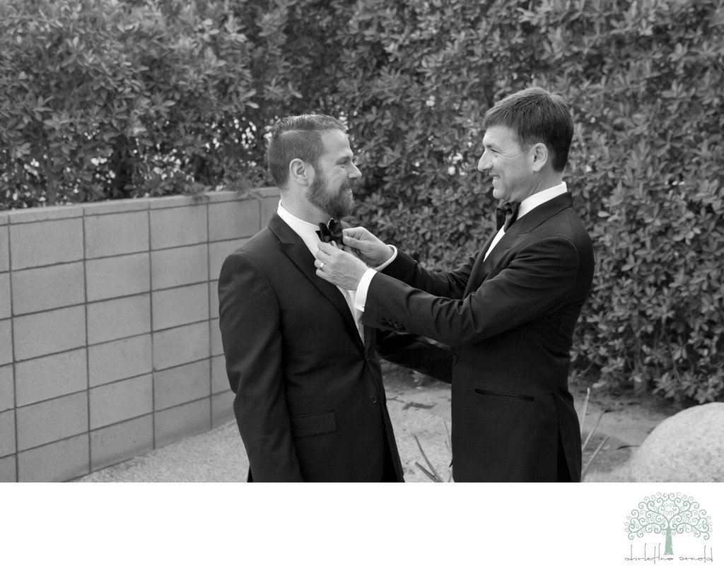 Same Sex Wedding Photographer - Palm Springs Elopements