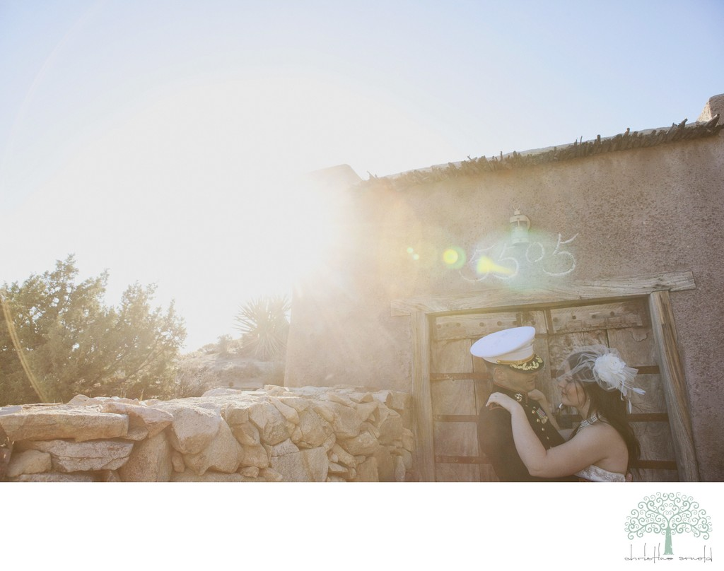 Desert Elopements in Palm Springs, Wedding Photography