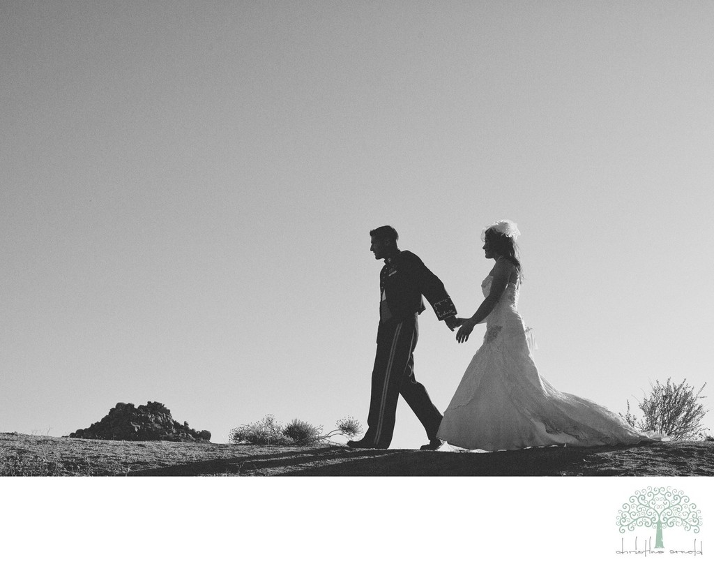 Palm Springs Artistic Wedding and Elopement Photos