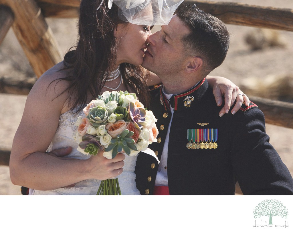 Palm Springs Elopement Photographer, Ranch Weddings