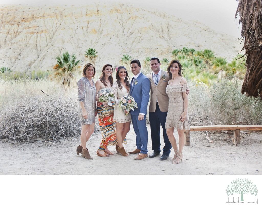 Palm Springs Elopement and Small Event Photographer