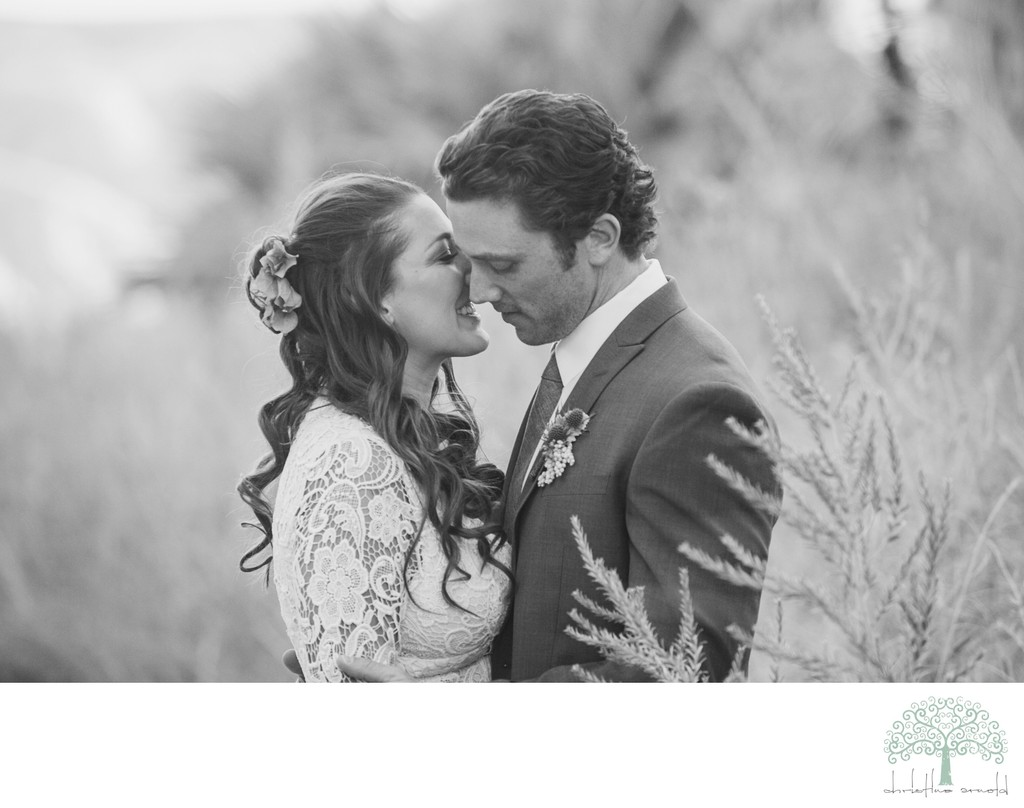 Palm Springs Weddings - Black and White Photojournalism