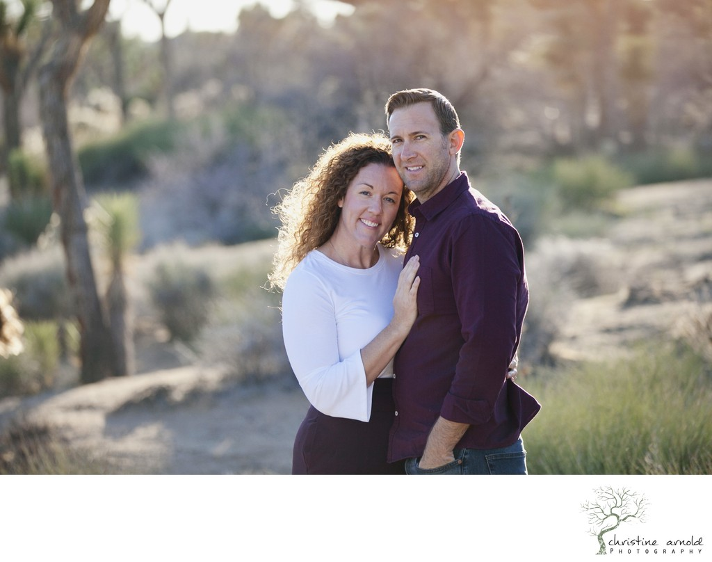 Quality family photography in Joshua Tree California