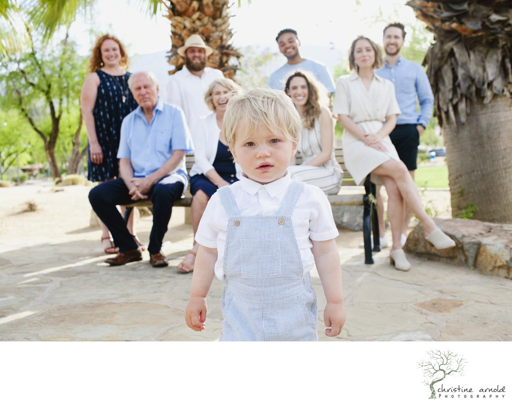 Best Palm Springs family photographer, candid photos