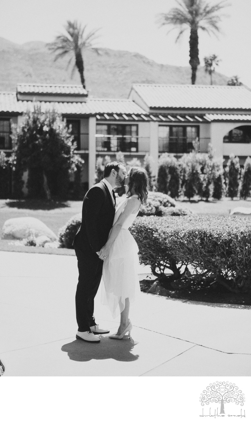 Rancho Las Palmas Wedding Venue