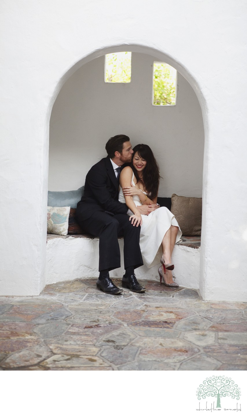 Palm Springs Casual Elopement Photos