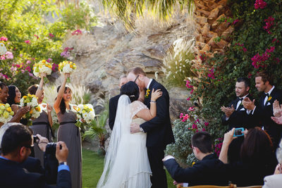 O'Donnell House Palm Springs Wedding photography