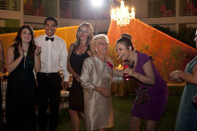 Grandma gets down at Saguaro wedding