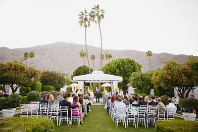 Palm Springs wedding photographer Avalon
