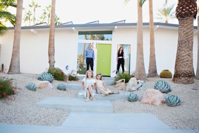 Quality family photography in Palm Springs