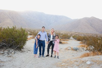 Desert photos at tramway in Palm Springs California