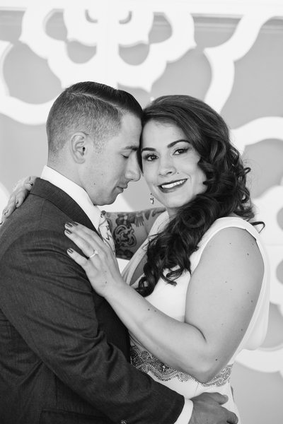 Riviera Hotel wedding portraits Palm Springs California