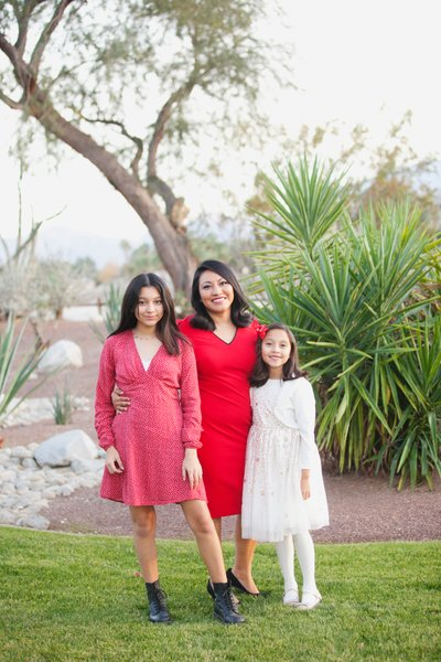 Beautiful mother daughter photos, park in rancho mirage